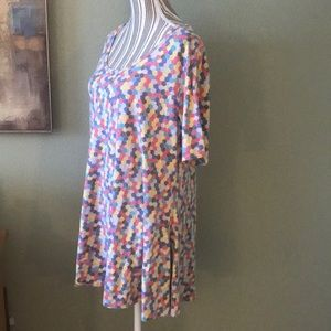 LuLaRoe Tops - 2XL LuLaRoe 3 shirt bundle